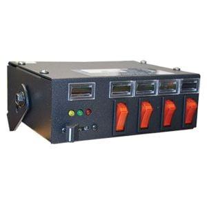 7-Switch Under-Dash Backlit Switch Box with Progressive Switch