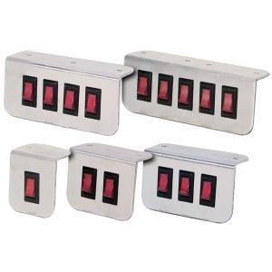Illuminated Switch Panels