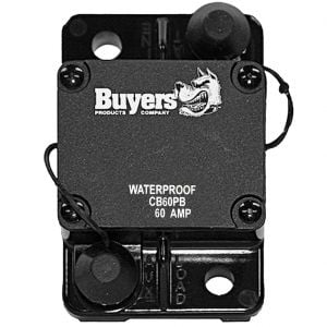 Buyers Auto Reset Circuit Breakers