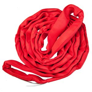 VULCAN Heavy Duty Round Slings - Red