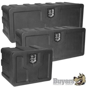 Polymer Underbody Truck Tool Boxes