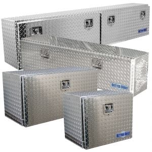 Better Built Aluminum Underbody Tool Boxes