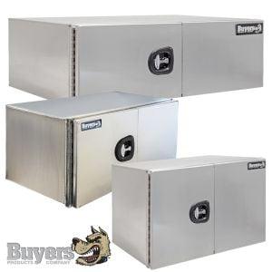 Buyers XD Series Barn Door Aluminum Tool Boxes