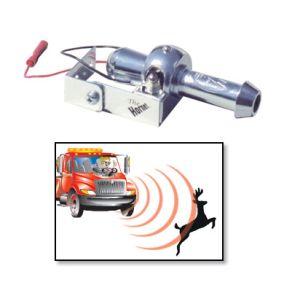 Stainless-Steel Hornet Electronic Deer Avoidance System - 700 ft.