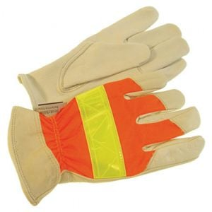 High-Viz Reflective Driving Gloves (pair)