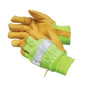 Water Resistant Reflective Winter Gloves