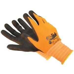 MaxiFlex G-Tek Nitrile Grip Gloves