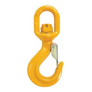 G80 Alloy Swivel Lifting Hooks with Latch
