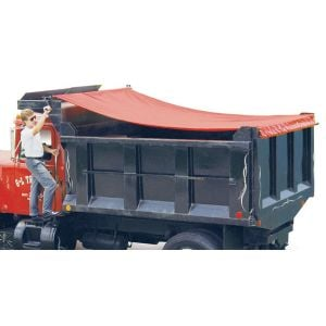 2000X Crank-Style Manually Operated Tarping System