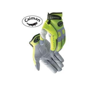 High-Viz Reflective Work Gloves