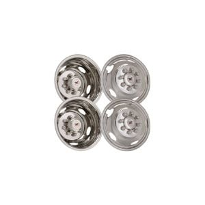 Wheel Simulators - GMC C3500 - Full Set of 4