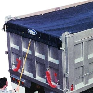 2000SR Pull-Over Tarping System - Automatic Spring Return