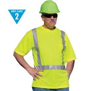 Class 2 Short Sleeve Xtreme Flex Tshirt