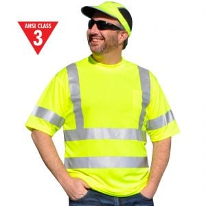 Class 3 Short Sleeve Xtreme Flex Tshirt