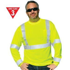 Xtreme Flex Class 3 Long Sleeve T-Shirt