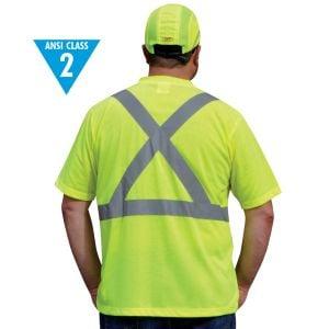Class 2 - Class Z Reflective T-Shirt