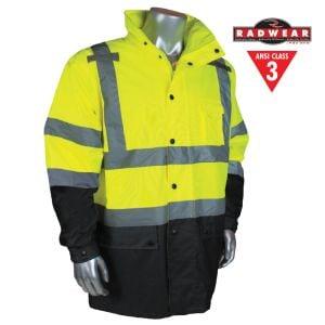 Radians Class 3 General Purpose Rain Jacket