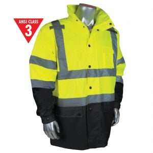 Radians Class 3 General Purpose Rain Jacket