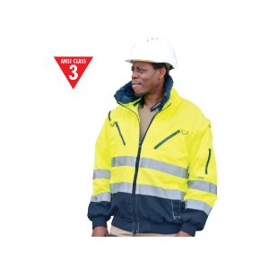 Portwest High Visibility, 3-In-1 Pilot Jacket