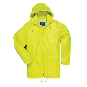 Portwest High Visibility Classic Rain Jacket
