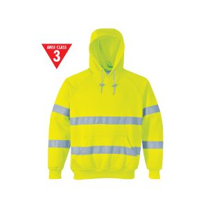 Portwest Class 3 Hooded Sweatshirts