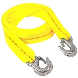 Light Duty Tow Straps With Hooks