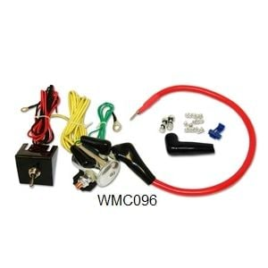 Power Interrupt Kit and 24' Wiring Kit for Bulldog Winches