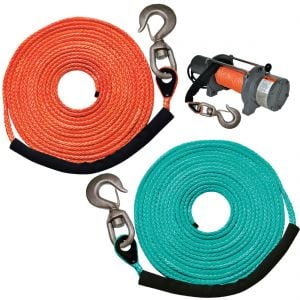 VULCAN PROSeries Dyneema Synthetic Rope Winch Lines