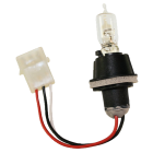 WHELEN S-T-T Small Globe-Style with Amp Connector (H35DT)