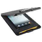 Black Poly Slimmate Clipboard for iPad