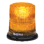 Whelen L10 Super 6.75'' LED Amber Beacon