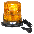 Whelen L21 Super 6.75'' LED High Dome Amber Beacon