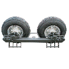 Collins Self Loading Tow Dolly