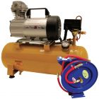 Industrial Air Compressor and Hose Kit