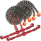 VULCAN Chain and Binder Kit - Grade 100 - 3/8 Inch x 16 Foot