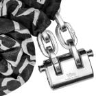 "VULCAN Premium Case-Hardened Security Chain And Lock Kits (3/8"" Chain), Nearly Impossible To Defeat, Cannot Be Cut With Bolt Cutters Or Hand Tools - Lifetime Guarantee"