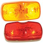 Clearance/Marker 2 Lamp Oval Incandescents