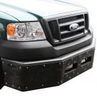 Custom Push Bumpers without Grill Guard