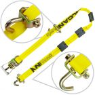 VULCAN Classic Series Rolling Idler Tie Down Systems